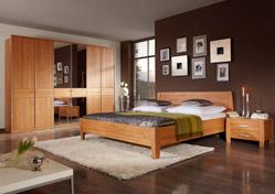 AVEON-Möbel :: Schlafzimmer aus Massivholz